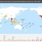 ZIKA del 1947-2016 (Organizzazione Mondiale della Sanità)